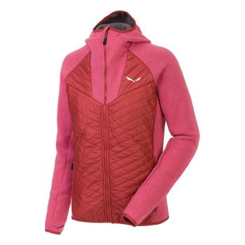 Vêtements Femme Polaires Salewa Bluza  Fanes PL/TW W Jacket 25984-6336 różowy