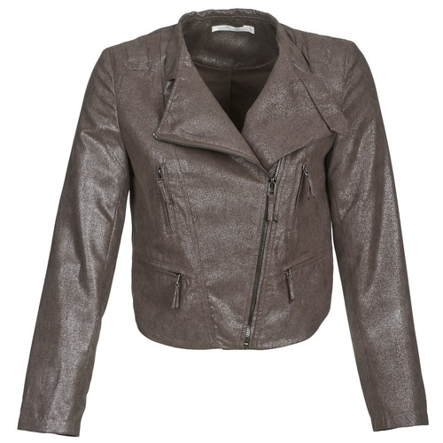 Vêtements Femme Vestes / Blazers See U Soon CANDICE Marron