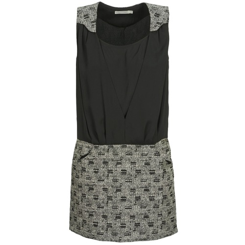 Vêtements Femme Robes courtes See U Soon CASSIDY Noir
