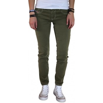 Vêtements Femme Jeans slim Diesel LIVIER ANKLE Vert