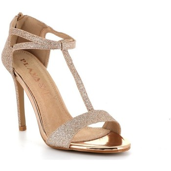 Chaussures Femme Sandales et Nu-pieds Playa Collection Sandale glitter JOUCASSE Or