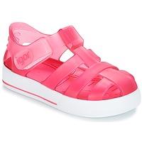 Chaussures Fille Sandales et Nu-pieds IGOR EPUISETTE FUSCHIA