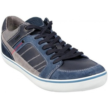 Chaussures Homme Baskets basses Geox Basket U Box F Multicolor