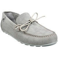 Chaussures Homme Mocassins Geox Mocassin U Giona D Lake Gris