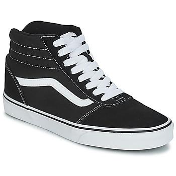 Chaussures Enfant Baskets montantes Vans V MN WARD H NOIR