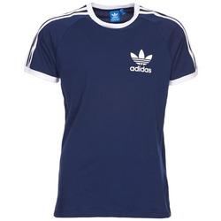 Vêtements Homme T-shirts manches courtes adidas Originals SPORT ESS TEE Marine