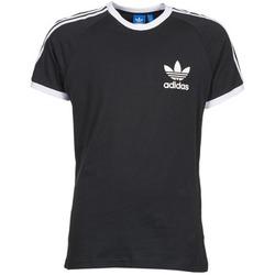 Vêtements Homme T-shirts manches courtes adidas Originals SPORT ESS TEE Noir