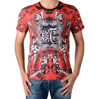 Vêtements Homme T-shirts manches courtes Celebry Tees Tee Shirt Gothic Noir