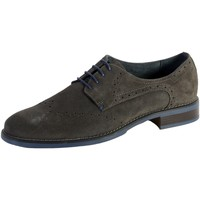 Chaussures Homme Derbies Edwin Wallace Mocassin  Brighton Gris