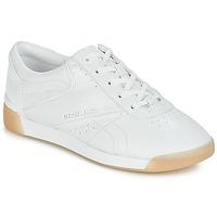 Chaussures Femme Baskets basses MICHAEL Michael Kors ADDIE LACE UP Blanc