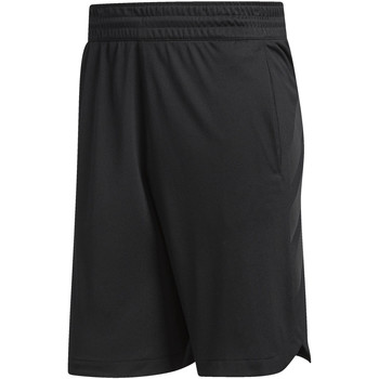 Vêtements Homme Shorts / Bermudas adidas Performance Short Accelerate 3-Stripes Noir / Noir