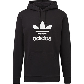 Vêtements Homme Sweats adidas Originals Sweat-shirt à capuche Trefoil Noir