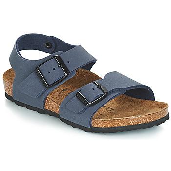 Sandale Birkenstock NEW YORK Bleu 350x350