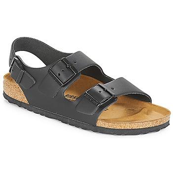 Sandale Birkenstock MILANO PREMIUM Noir 350x350