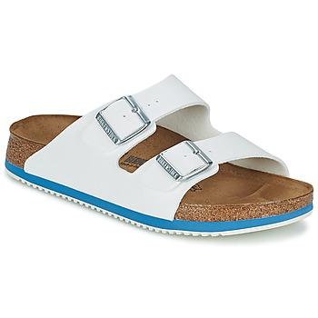 Chaussures Homme Sandales et Nu-pieds Birkenstock ARIZONA SL Blanc / Bleu