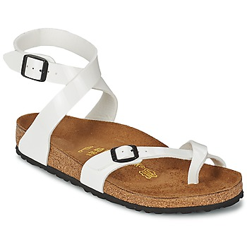 Sandale Birkenstock YARA Blanc 350x350