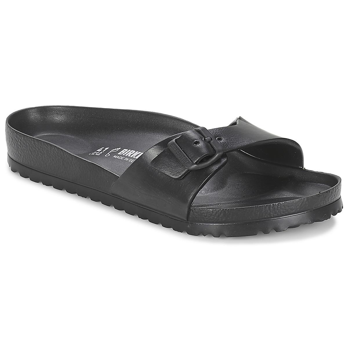 birkenstock madrid eva noir livraison gratuite avec chaussures mules homme 28 71. Black Bedroom Furniture Sets. Home Design Ideas