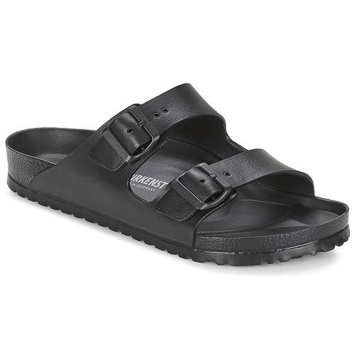Birkenstock ARIZONA Black - Chaussures Mules
