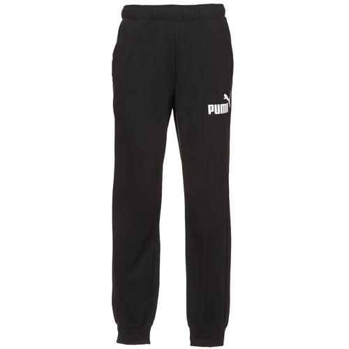 Joggings / Survêtements Puma ESS1 LOGO SWEAT PANTS Noir 350x350
