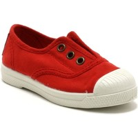 Chaussures Baskets basses Natural World 470E ROUGE