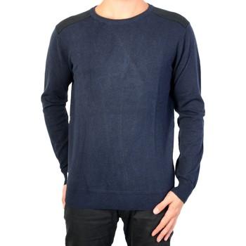 Vêtements Homme Pulls Deeluxe Pull  nassau Bleu