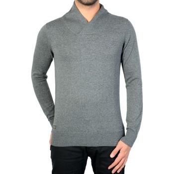 Vêtements Homme Pulls Deeluxe w14303 Gris