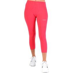 Vêtements Femme Pantalons de survêtement Desigual Leggiing Capri Essential Rouge