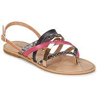 Chaussures Femme Sandales et Nu-pieds Moony Mood EJULIA Fuchsia