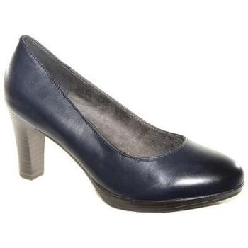 Chaussures Femme Escarpins Tamaris DÉCOLLETÉ 22410 BLEU bleu