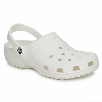 Chaussures Sabots Crocs CLASSIC Blanc