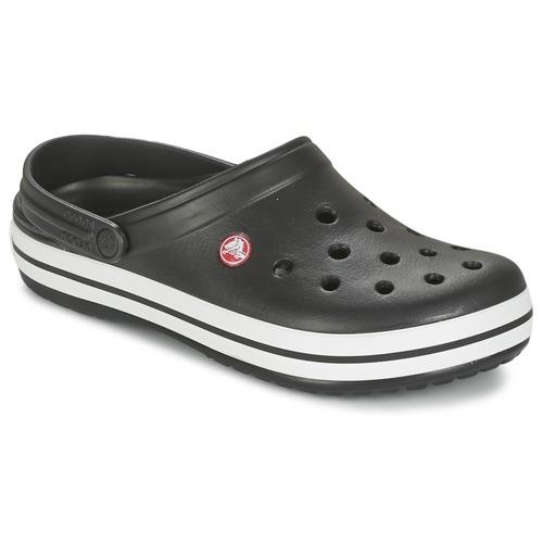 Chaussures Sabots Crocs CROCBAND Noir