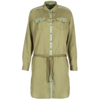 Vêtements Femme Robes courtes Maison Scotch JULIENAS Khaki