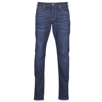 Vêtements Homme Jeans droit Scotch & Soda RALSTON Bleu foncé