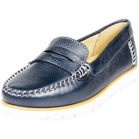 Chaussures Femme Mocassins Geox Mocassin D Kookean F Navy Multicolor