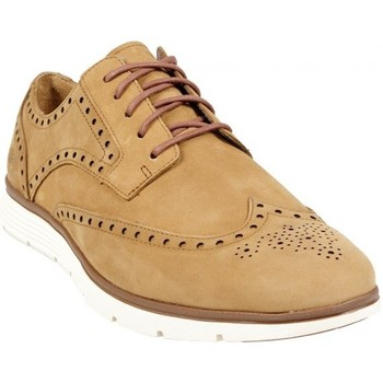 chaussure derby timberland