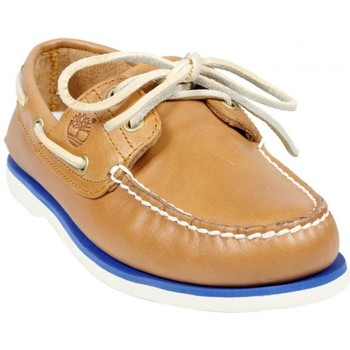 Chaussures Homme Chaussures bateau Timberland Classic Boat Eye marron Marron