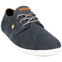 Chaussures Homme Baskets basses Faguo Cypress Suede Ardoise Gris