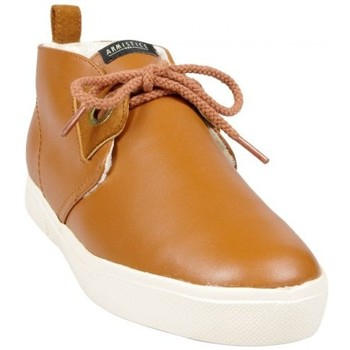 Chaussures Homme Baskets basses Armistice Hope Mid Cut M Cognac Marron