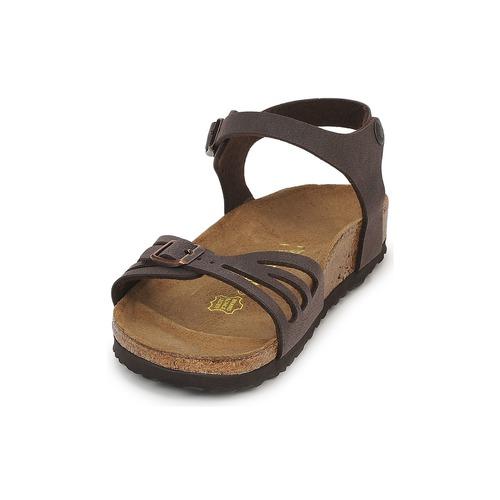 Bali pieds Birkenstock Nu Sandales Femme Et Marron R543ALjq