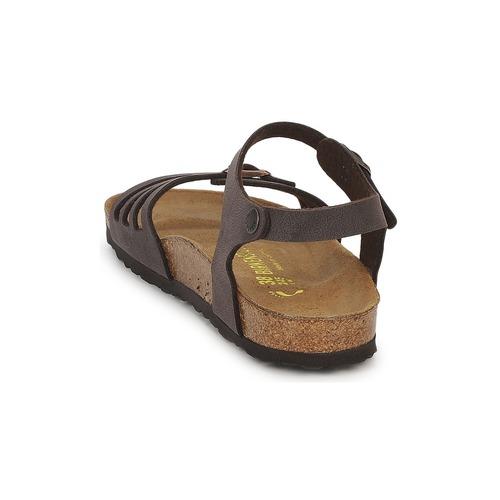 pieds Et Bali Birkenstock Sandales Nu Marron Femme shQrdxtC
