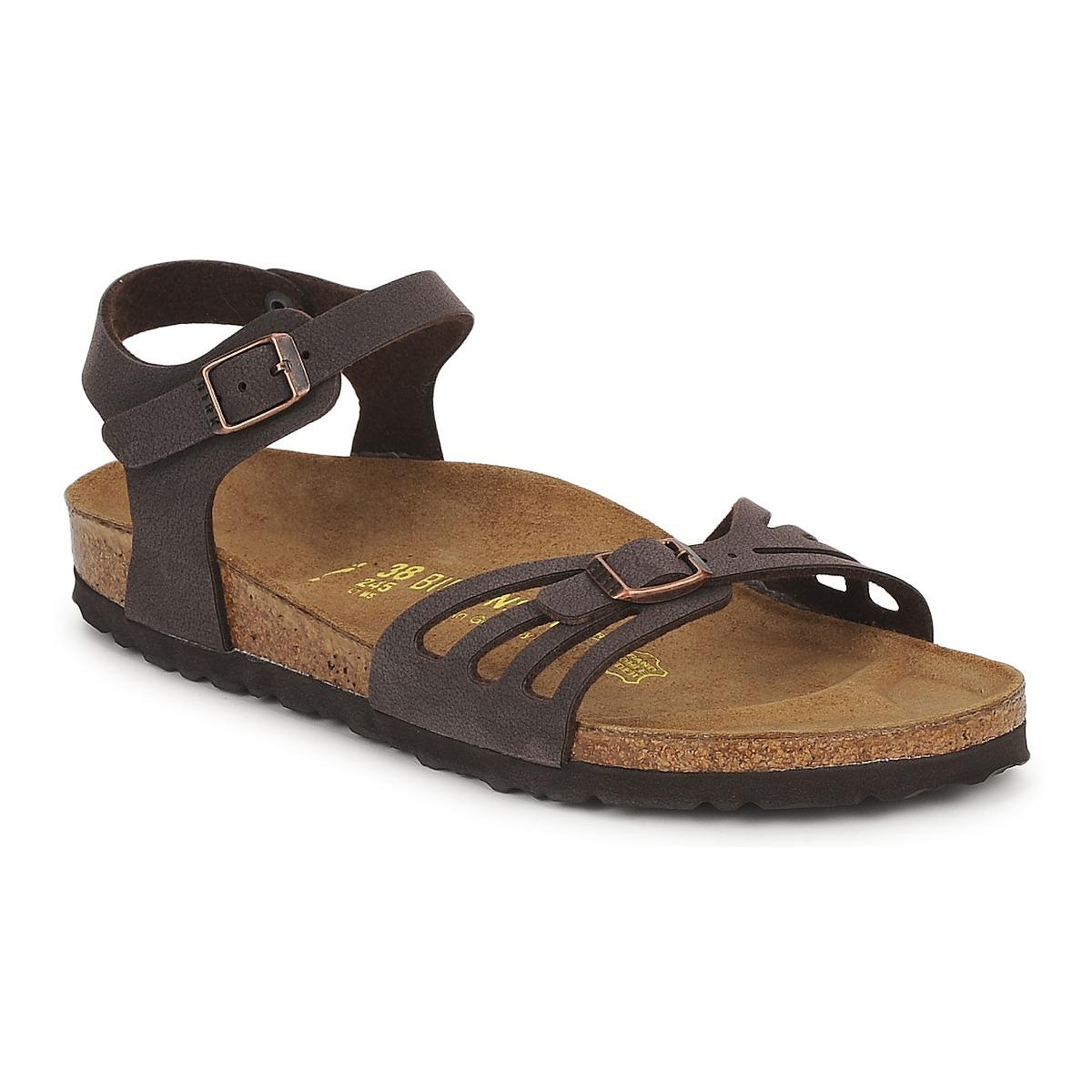 Sandale Birkenstock BALI Moka