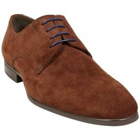 Chaussures Homme Derbies Christian Pellet Pellet Notable Piuma Moro Marron