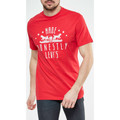 Levi's Tee Shirt Mc Graphics  Rouge