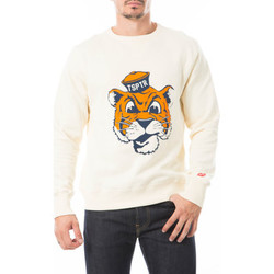 Vêtements Homme Sweats Tsptr Sweat Big Cat  Ecru Ecru