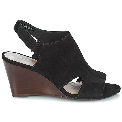 Femme pieds Sandales Sde Et Clarks Nu Black Raven Mist VSMpqGUjzL