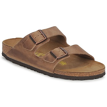best sneakers 0de6b a92f0 Chaussures Homme Mules Birkenstock ARIZONA Marron