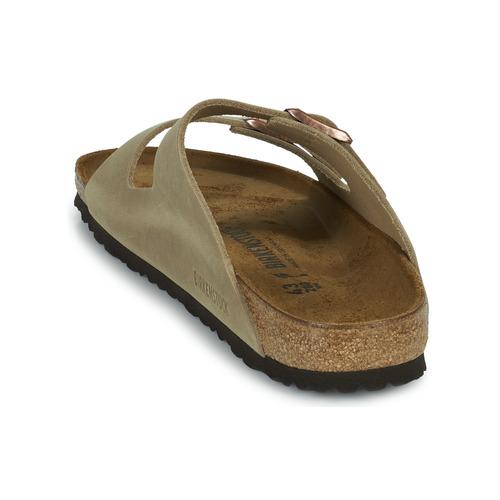 Chaussures Homme Mules Birkenstock Arizona Marron ulF1J3KTc5
