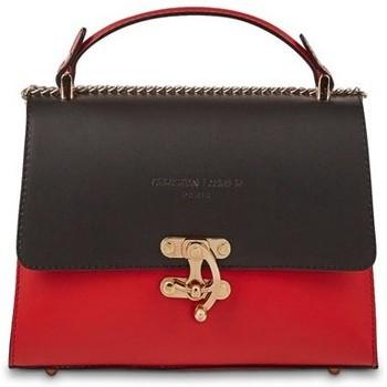 Sacs Femme Sacs porté main Christian Laurier ORA rouge noir