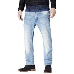 Jeans G-Star Raw Jean  Attacc Straight Quartz Denim Light Aged