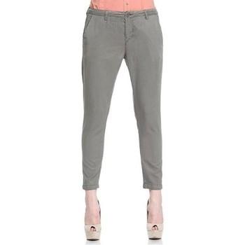 Vêtements Femme Pantalons Meltin'pot LESLIE G2007 Gris